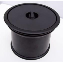 Système colonne Prentout noir ABS